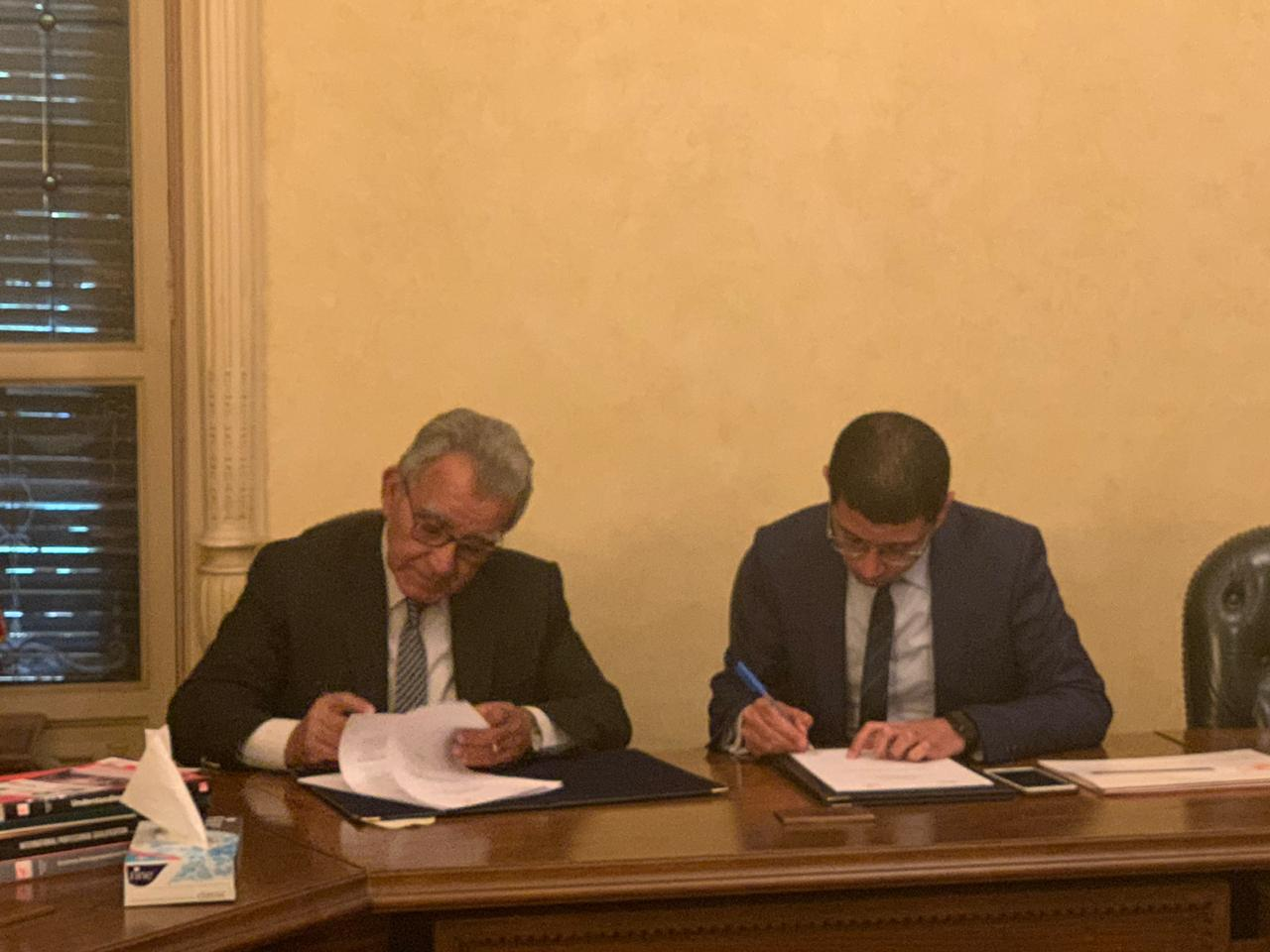 IBDL Signs A Cooperation Agreement with RITI