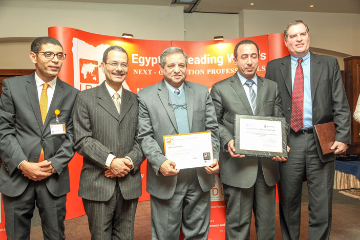 IBDL Annual Ceremony January 13 2015 - Cairo