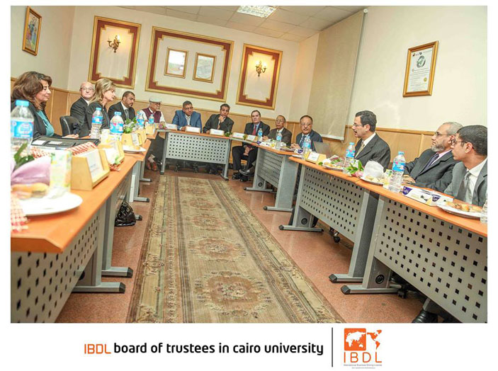 IBDL Board of Trustees meeting