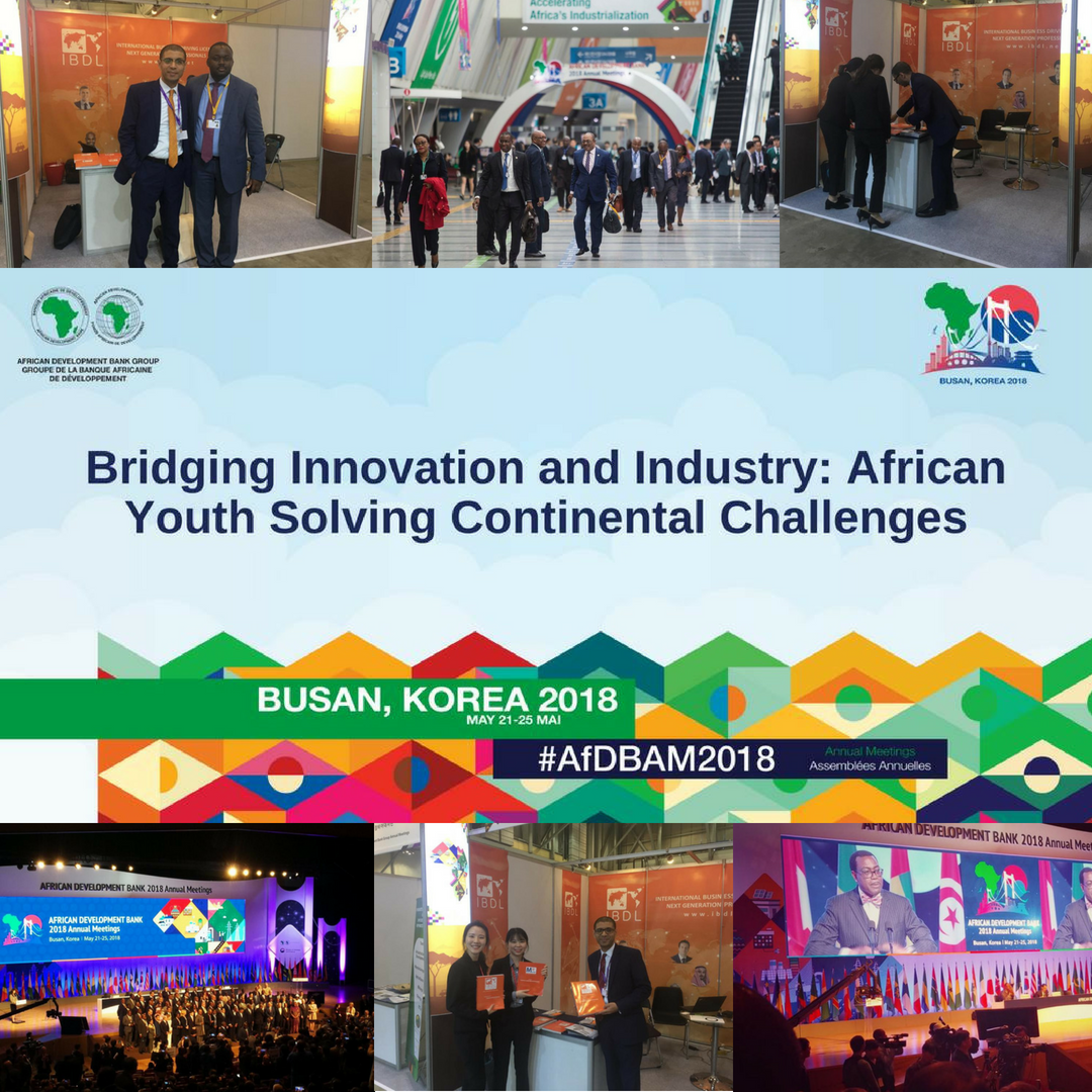 IBDL Participates In The 53rd Annual Meetings of the African Development Bank