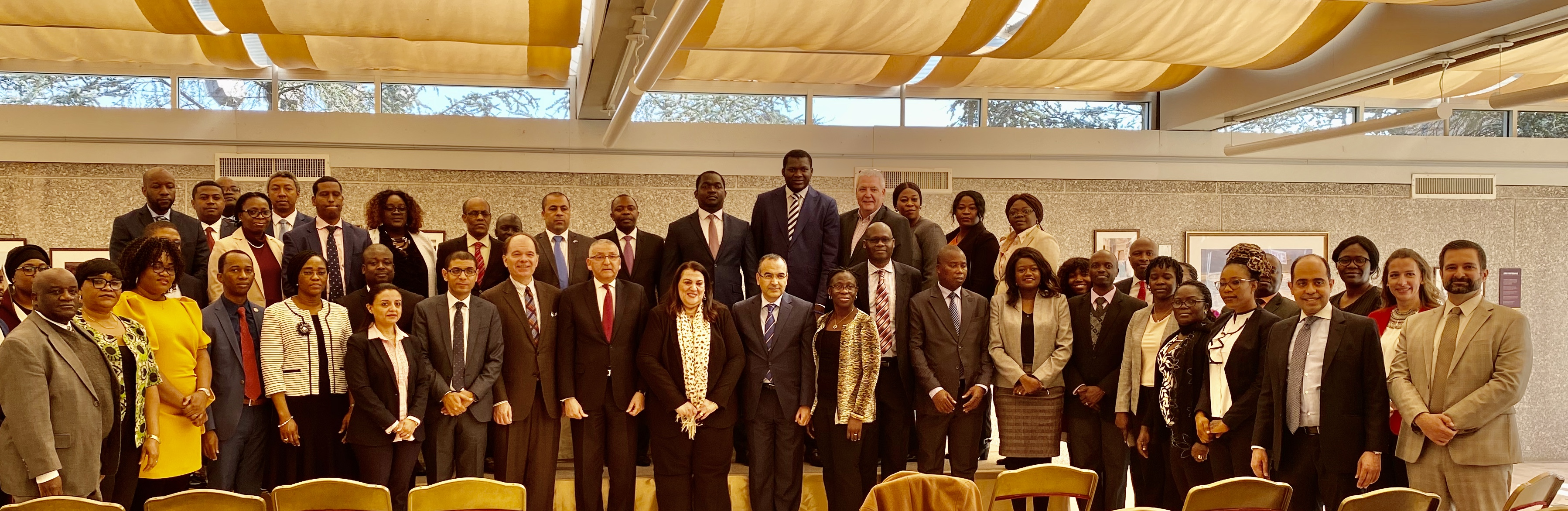 IBDL launches The Capacity Building Program for African Diplomats in Washington D.C