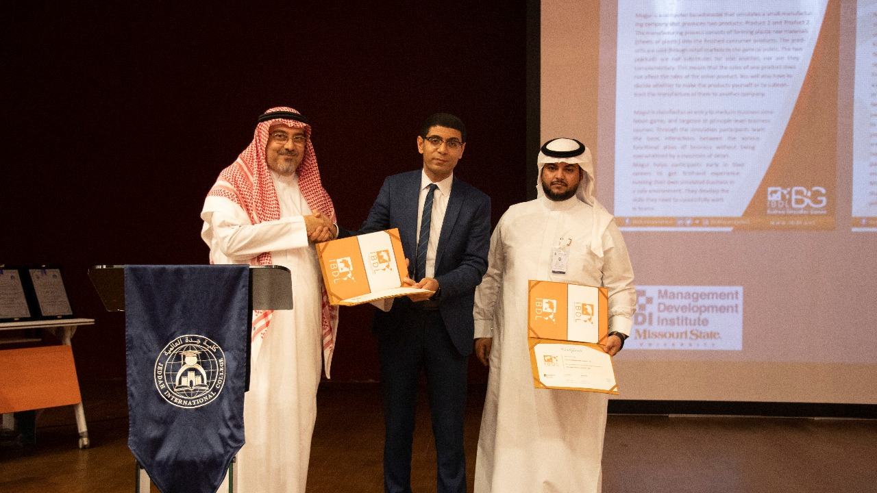 IBDL Accredits Jeddah International College